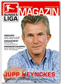 Bundesliga-Magazin: Cover
